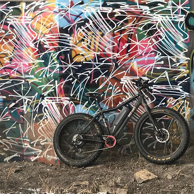 Things you find along the way. #ebikes #optoutside #bikelife #minnesota