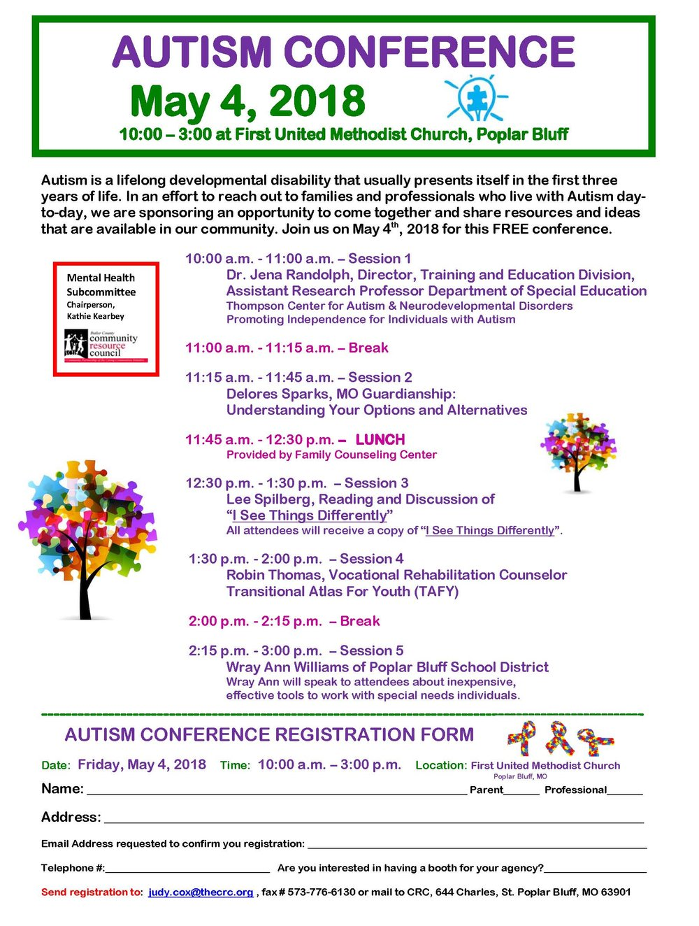 Autism Conference Registration Flyer - May 4, 2018.jpg