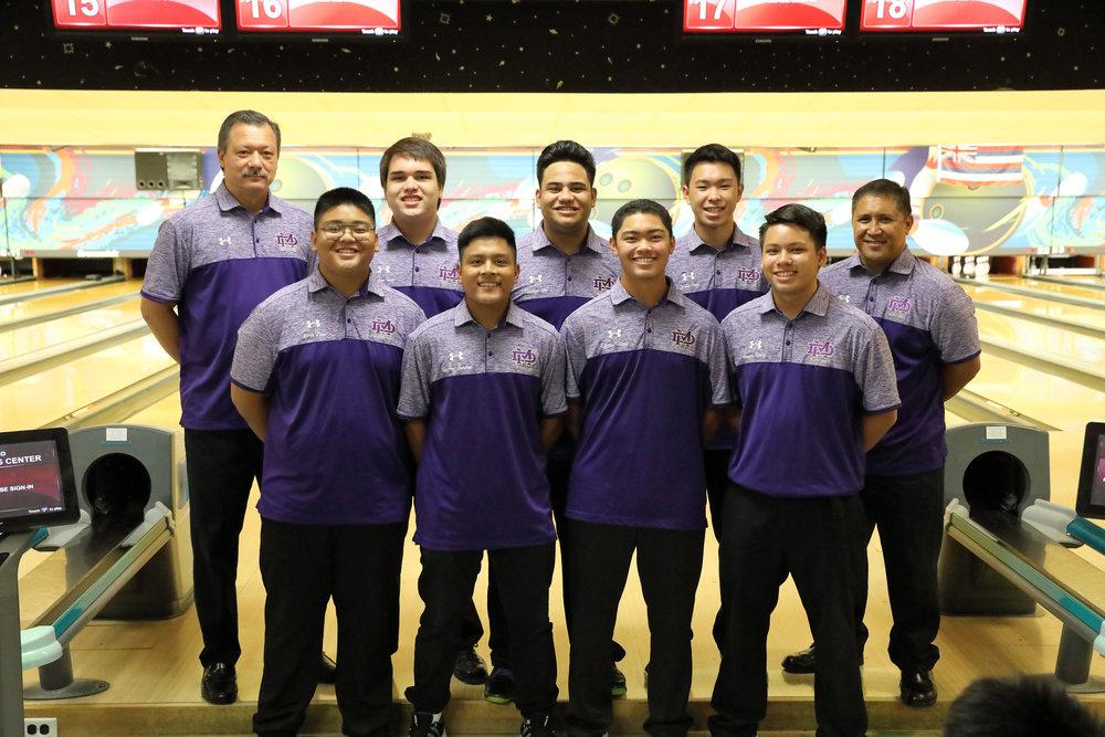 Varsity Boy's Team