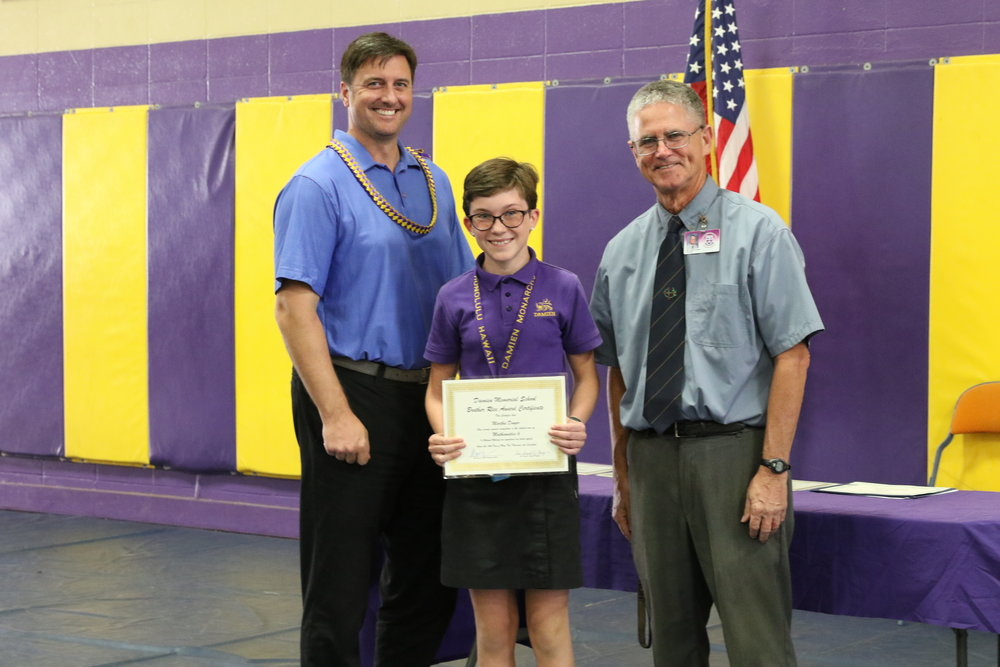Mathematics 6 Award