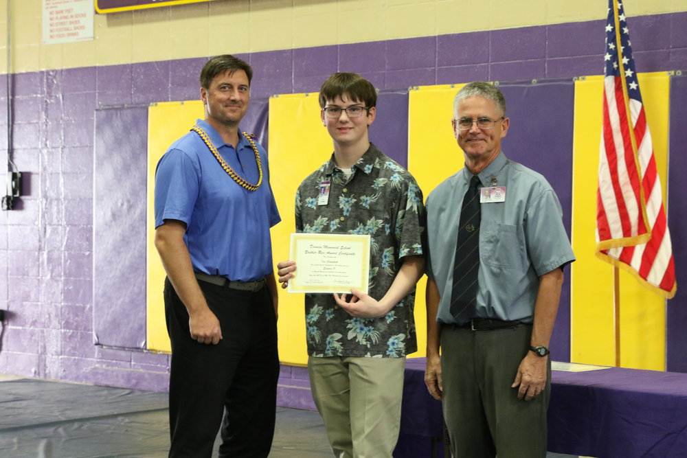 Science 11 Award