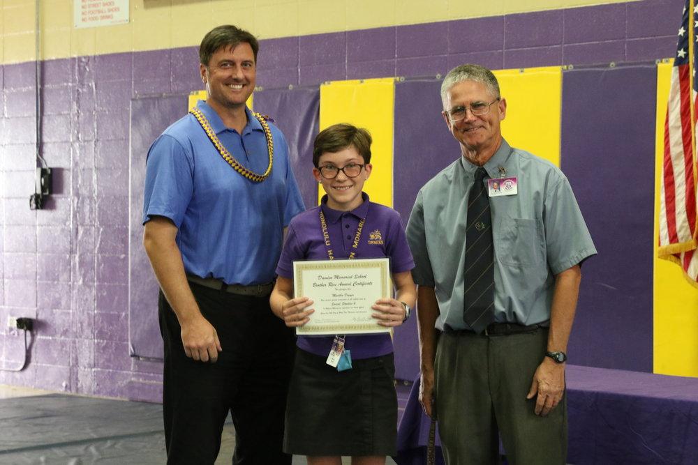 Social Studies 6 Award