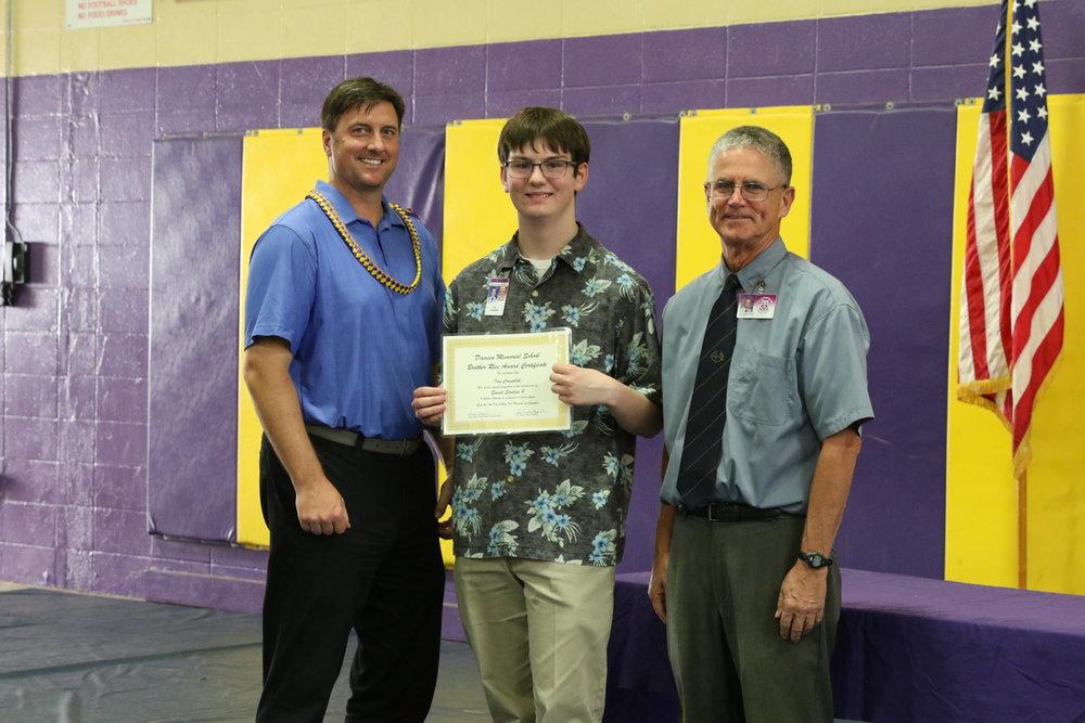 Social Studies 11 Award