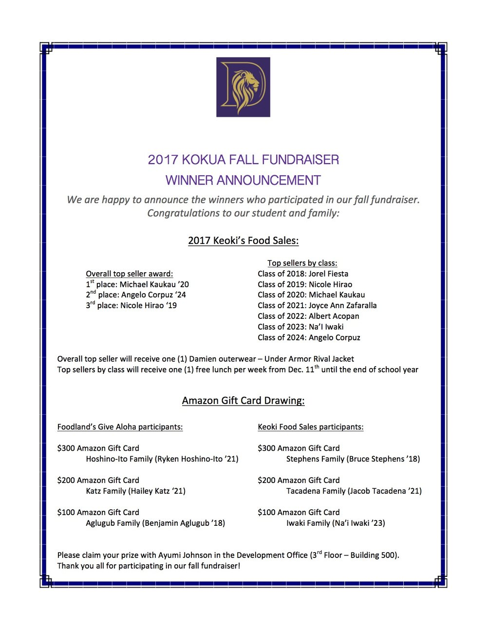2017 Fall Fundraiser Winner announcement (1).jpg