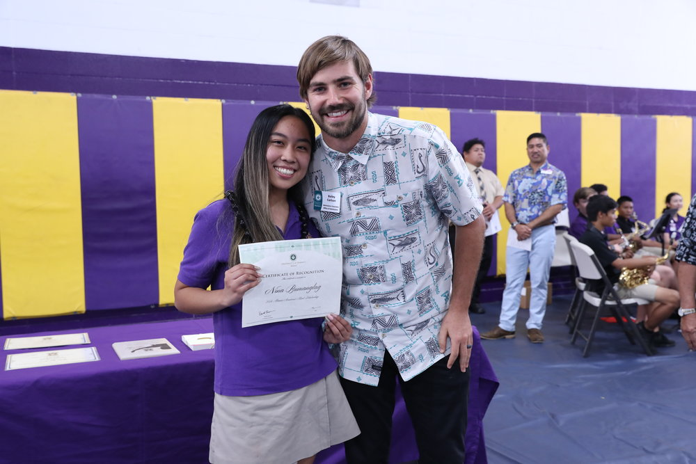 University of Hawaii, Manoa - Academic Merit Scholarship