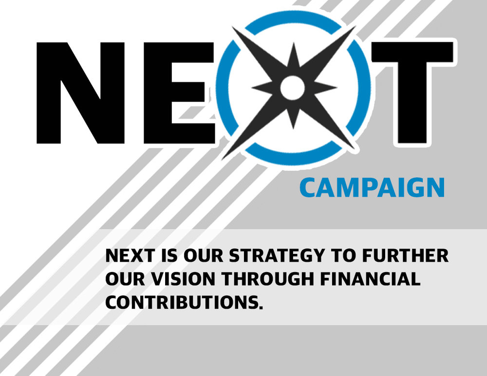 Please consider partnering with us via our next campaign! Click this image for more info.