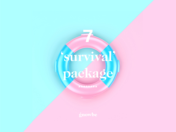 "7. ""Survival"" Package."