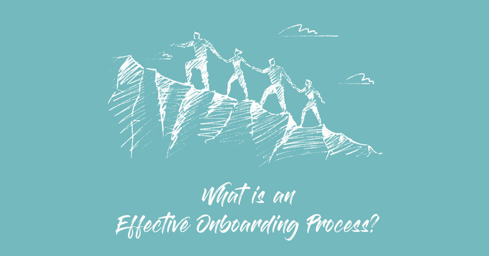 Effective Onboarding Process for new employees.