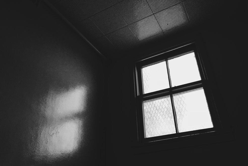 A light in the dark . c. Jasmine Davis 2018