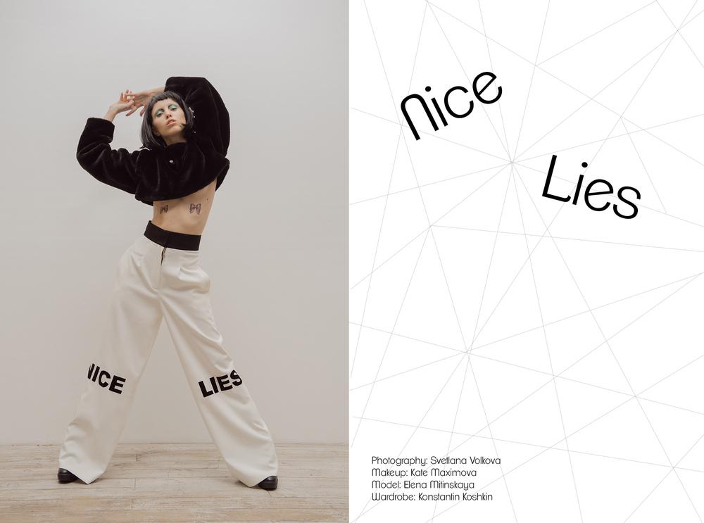 Fur Coat // Alisa Kuzembaeva  Necklace // H&M  Trousers // Alisa Kuzembaeva  Boots // Zara