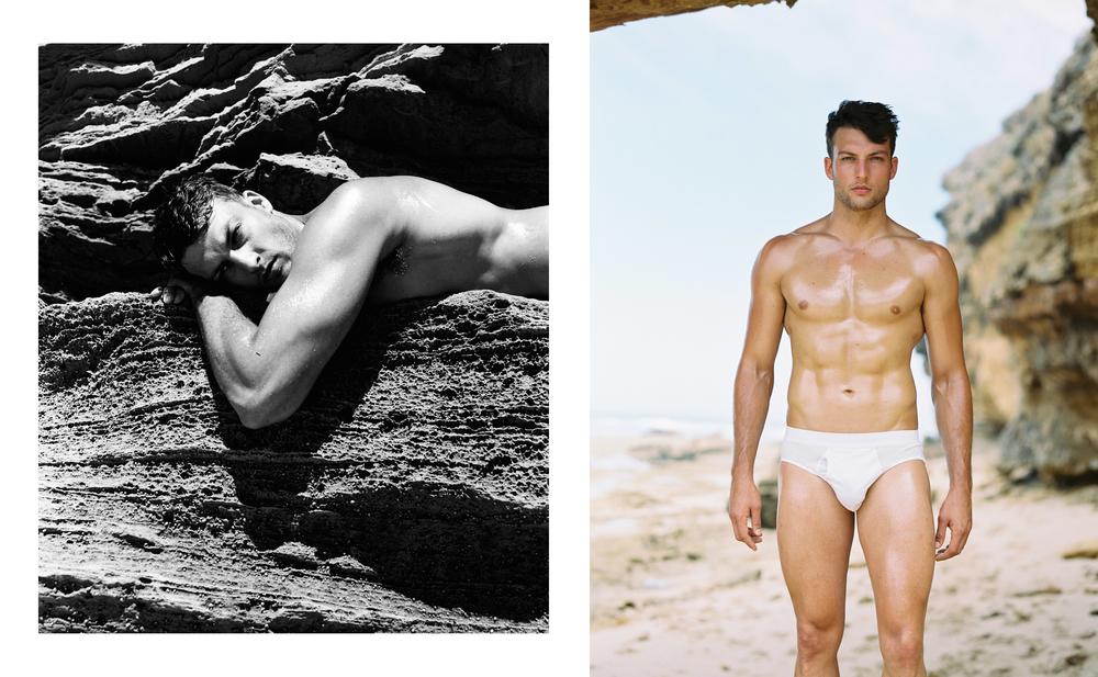 Underwear: Calvin Klein