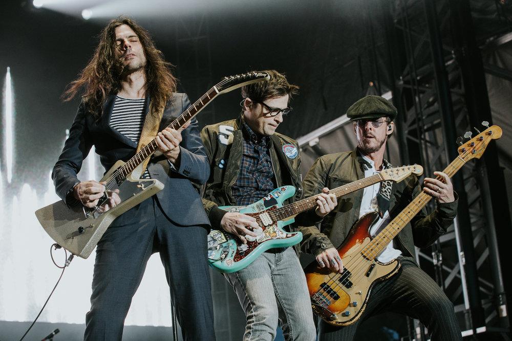 Weezer - Boston Calling