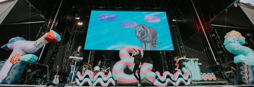Tegan & Sara - Boston Calling