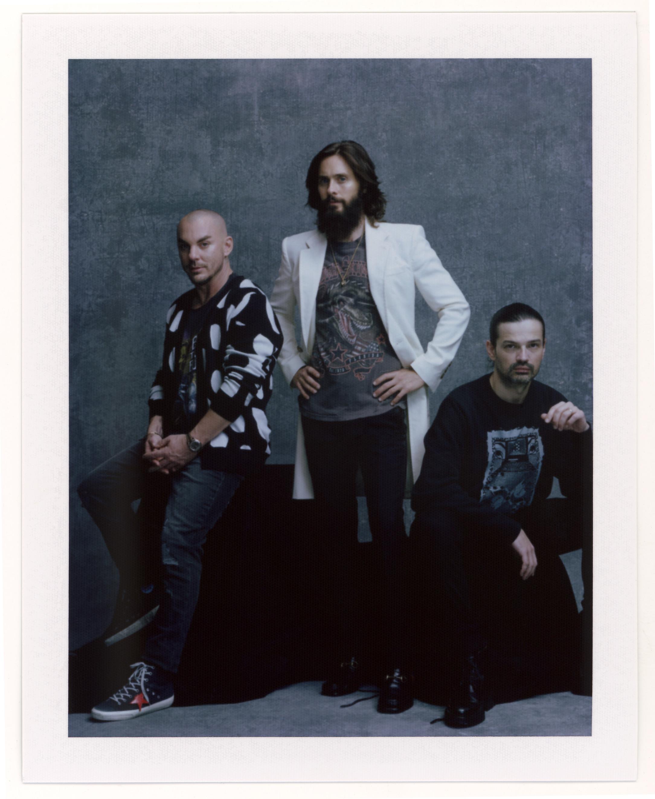 Thirty Seconds To Mars Rogue Magazine