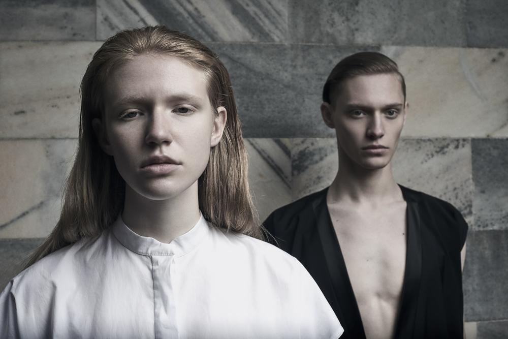 Camillo &Euginie - Tops: SARTORIAL MONK