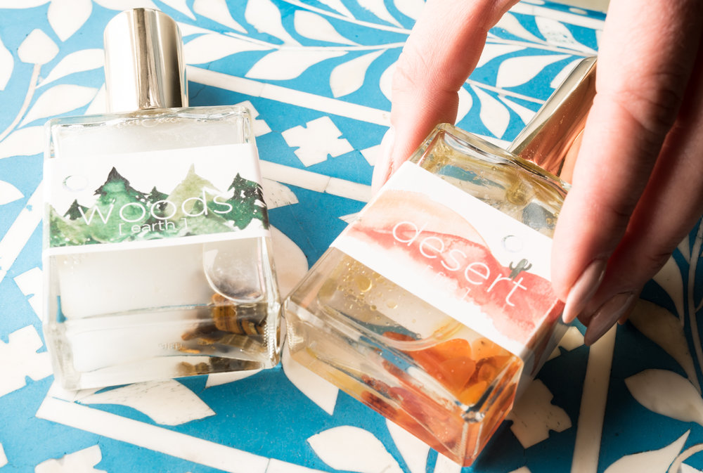Luna Noel Perfumes