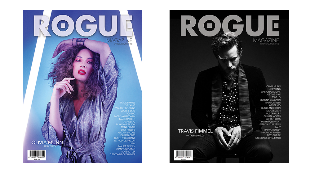 Rogue's S/S Issue 9