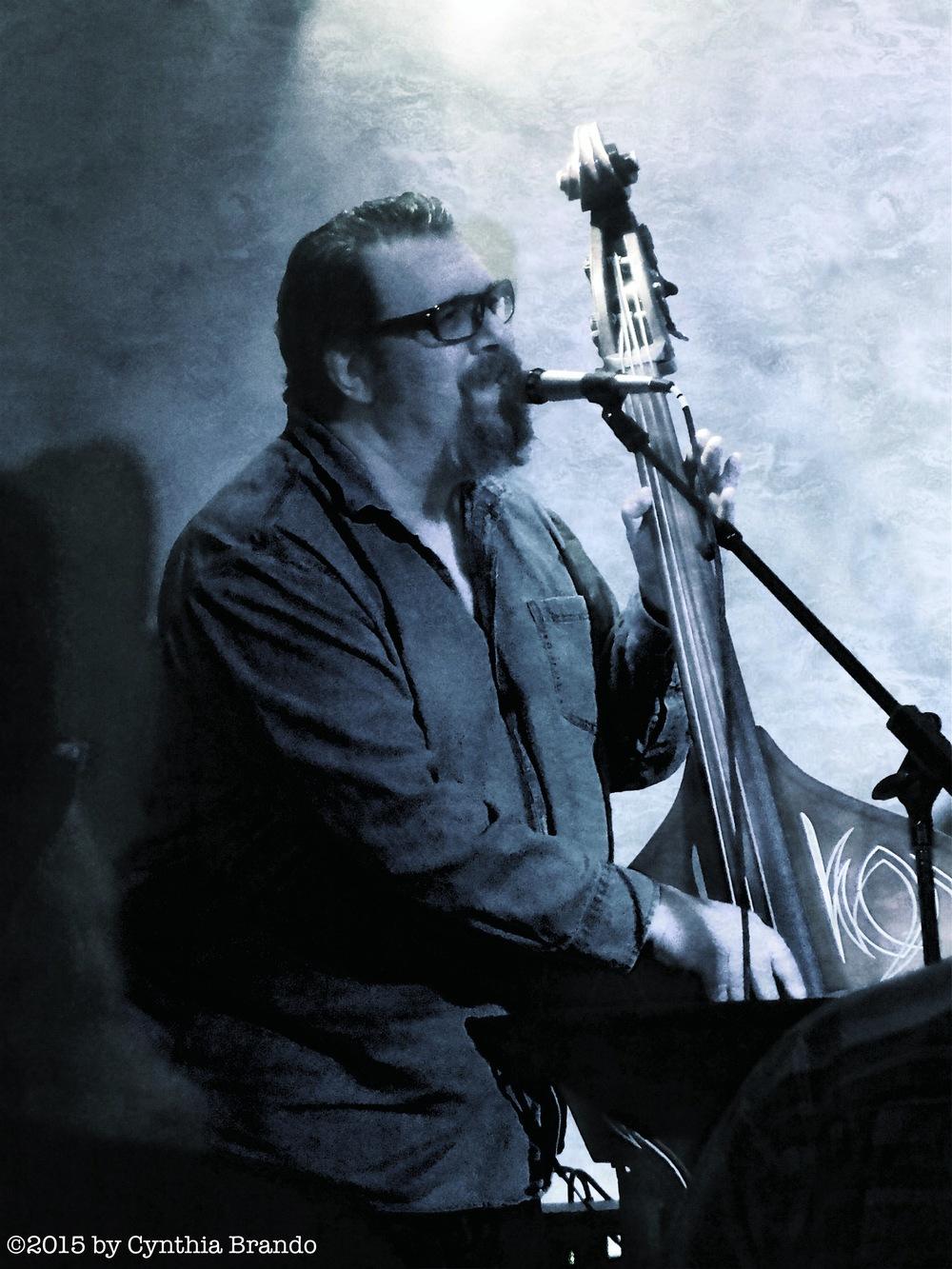 """Mark Pocket Goldberg  at """"Live at the A Frame."""""""