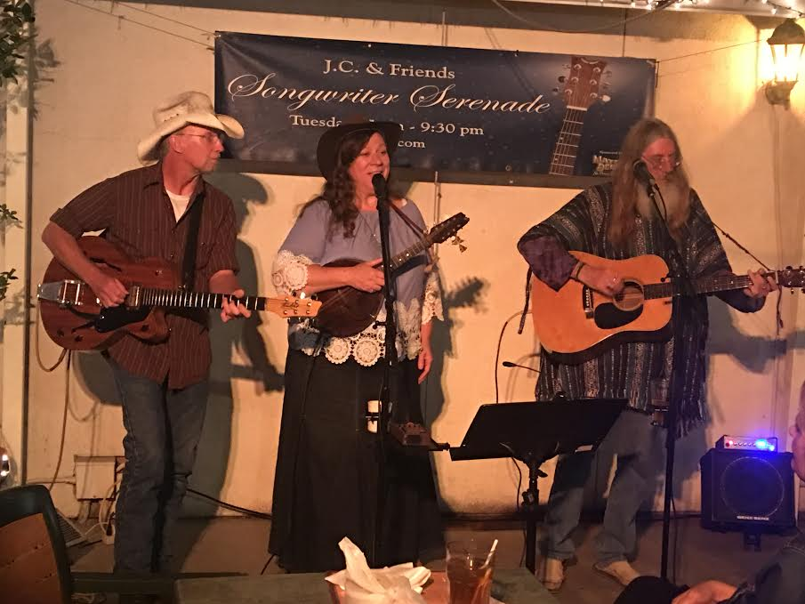 "The Wild Mountain Mystics with Jake Kelley at Matt Denny's Alehouse for ""J.C. Hyke's Songwriter Serenade."""
