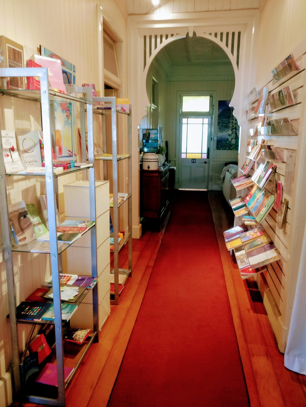Our book shop