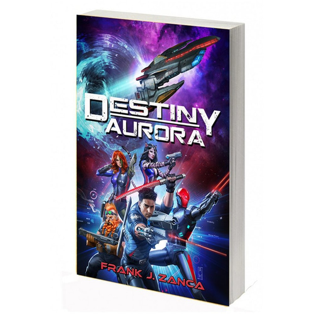 Destiny Aurora Novel #1