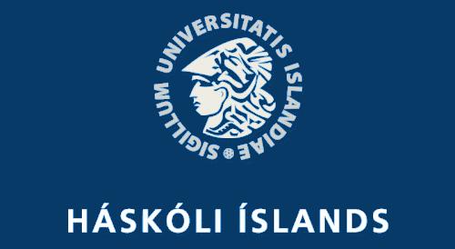 Logo of Iceland University