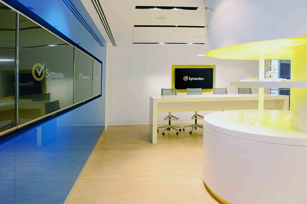 Symantec  5,000 Sq ft – 7 Weeks