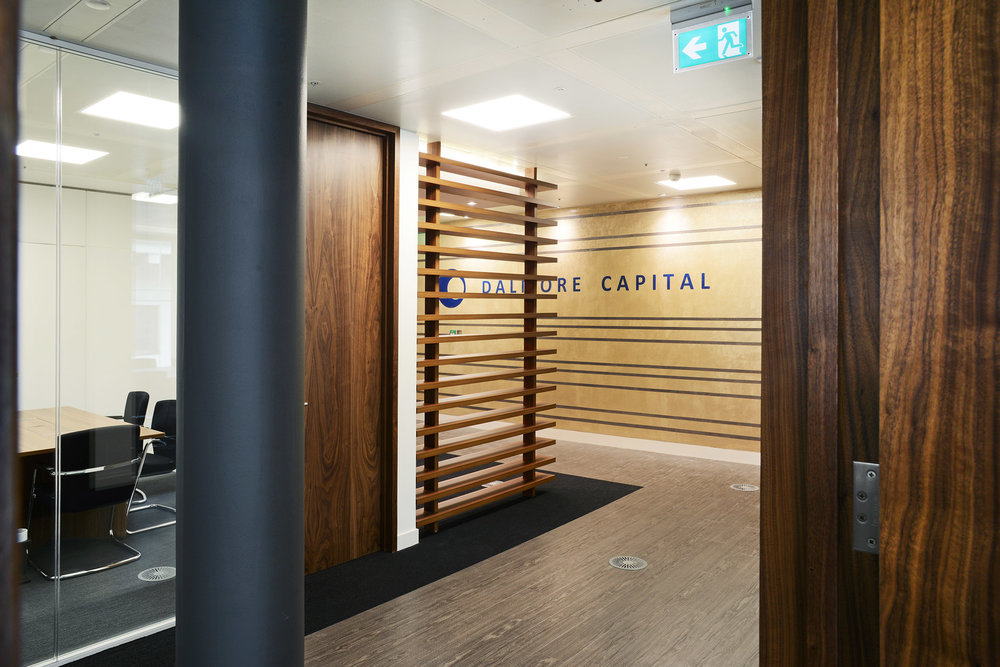 Dalmore Capital  5,500 Sq ft – 7 Weeks