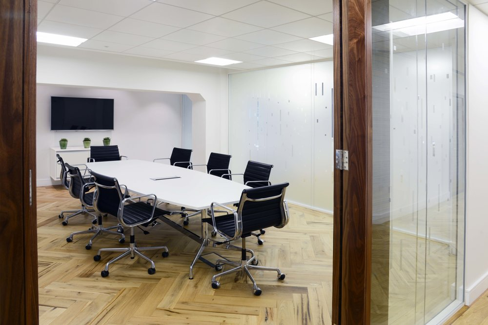 Bridges Ventures  8,200 Sq ft – 6 Weeks