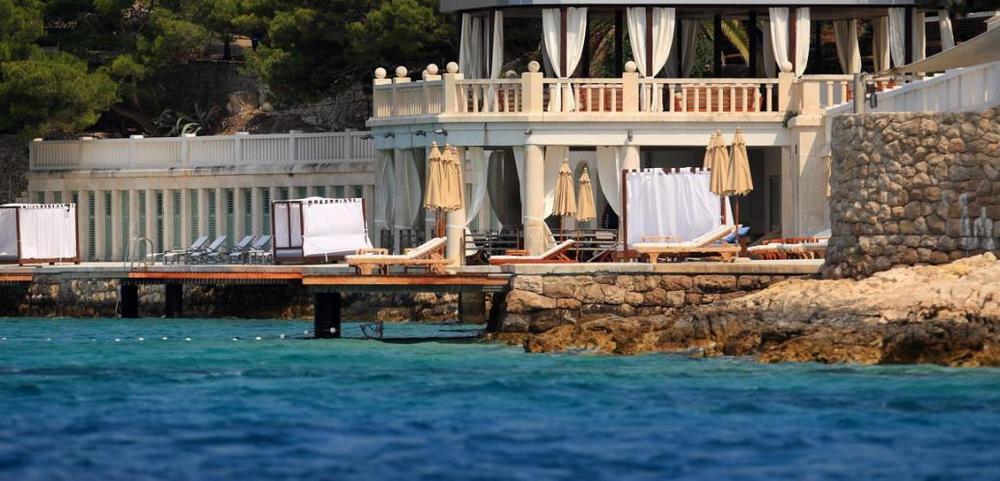 Bonj, 'les bains' Beach Club, Croatia
