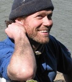 James Boyd guitarist and sailor