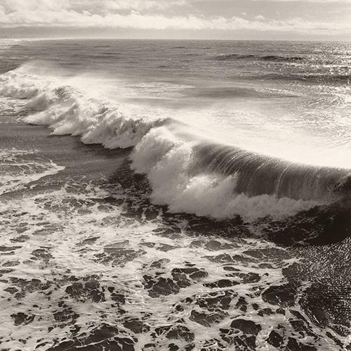 'Topsail Beach Wave'