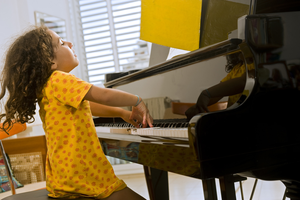 Music Lessons for Your Little Ones - Forte School of Music