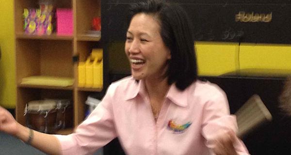 Happy Teacher of Forte School of Music
