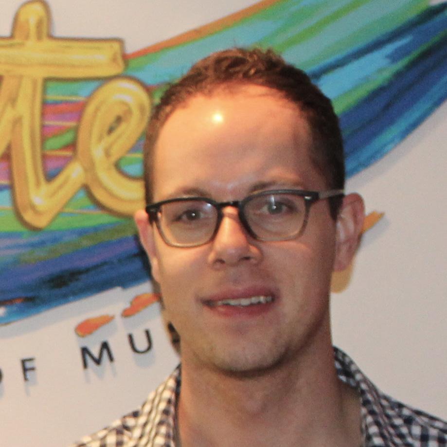 Matthew Binion - Teacher of Forte School of Music