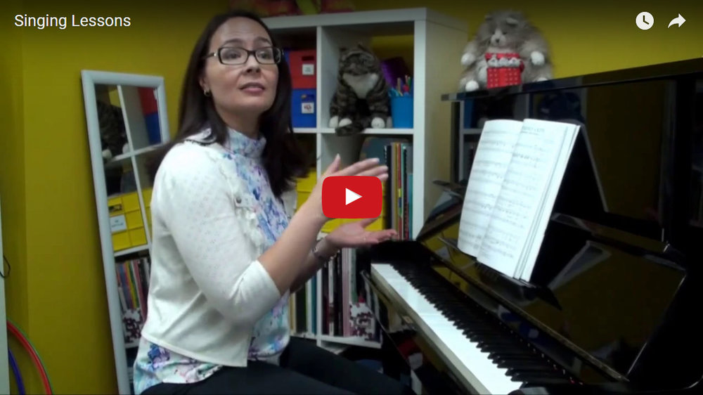 Why Singing is so important! - The role Singing plays in every music class and how it can transform the lives of children and adults, and the classes available at Forte - Kia Leong explains.