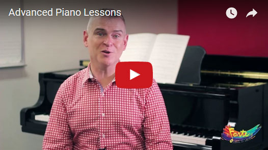 Next Video: - Advanced Piano Lessons - did you know that Forte School of Music caters for older children and adults? Our programs match the needs of all musicians.