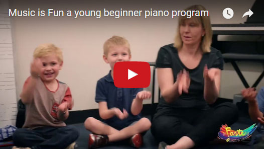 Next Video: - Our Beginner Piano Program - virtuosos have to start somewhere and our carefully developed program inspires young minds...