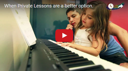 Next Video: - Private Music Lessons - when is your child ready for private music lessons? Forte teachers explain the pre-requisite steps.