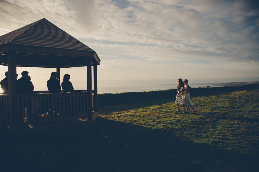 Wedding-Photographer-Devon Amy Sampson | Cornwall Wedding of Sarah and Harry at Whitsand Bay Fort