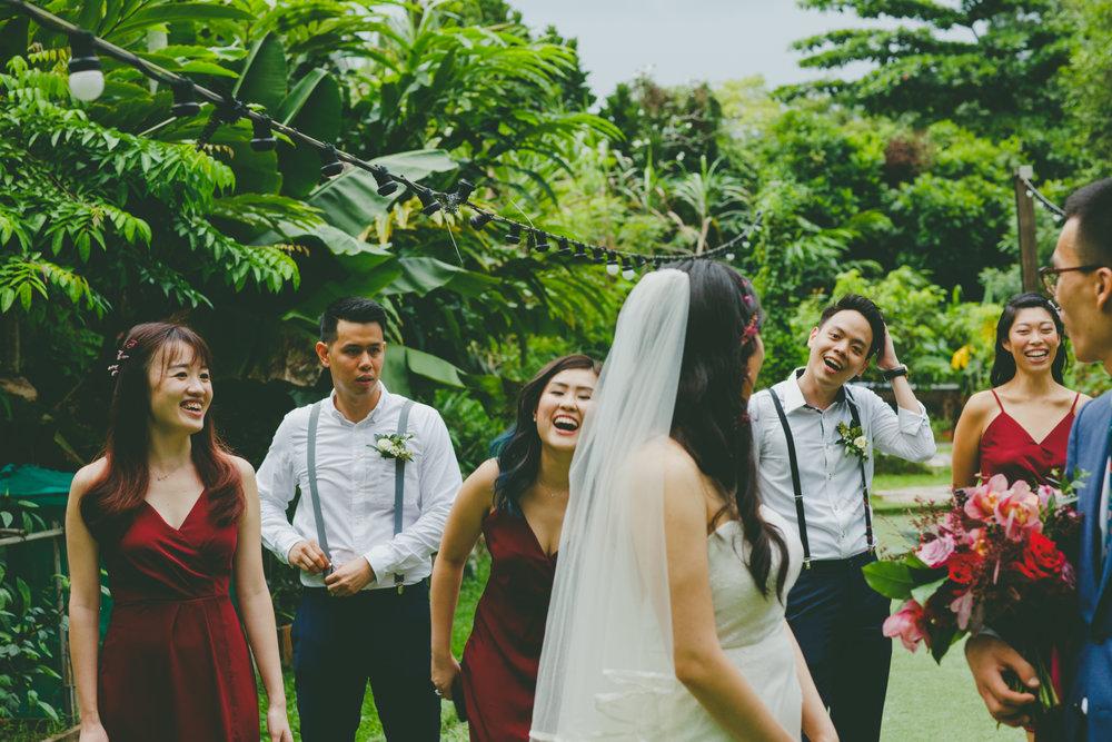 Devon and Cornwall Based Wedding Photographer Amy Sampson | Singapore Destination Wedding