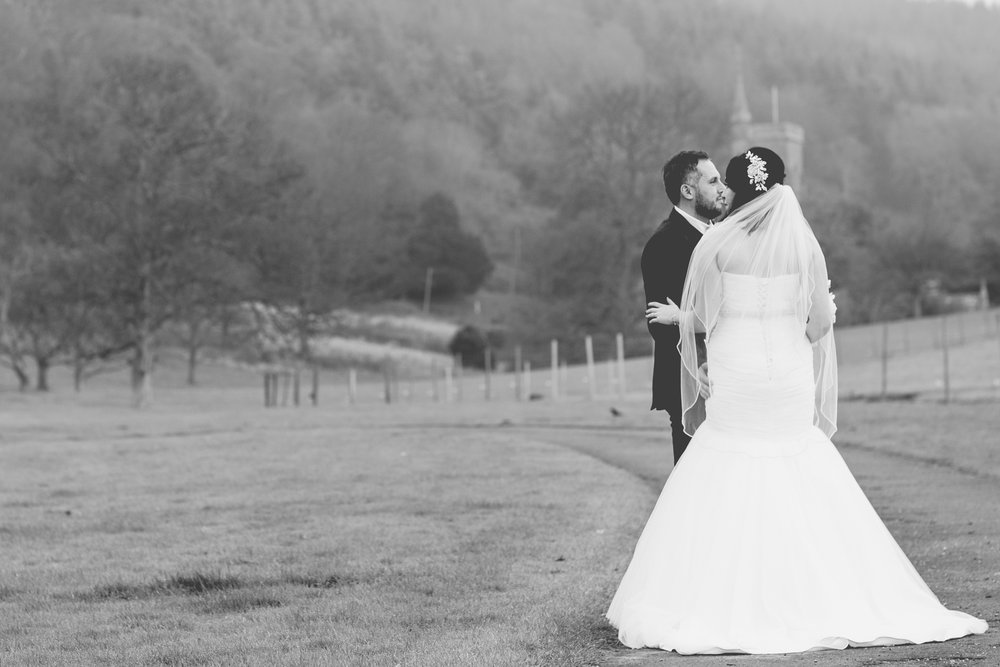 Vicky and Matt - Somerset wedding at St Audries Park