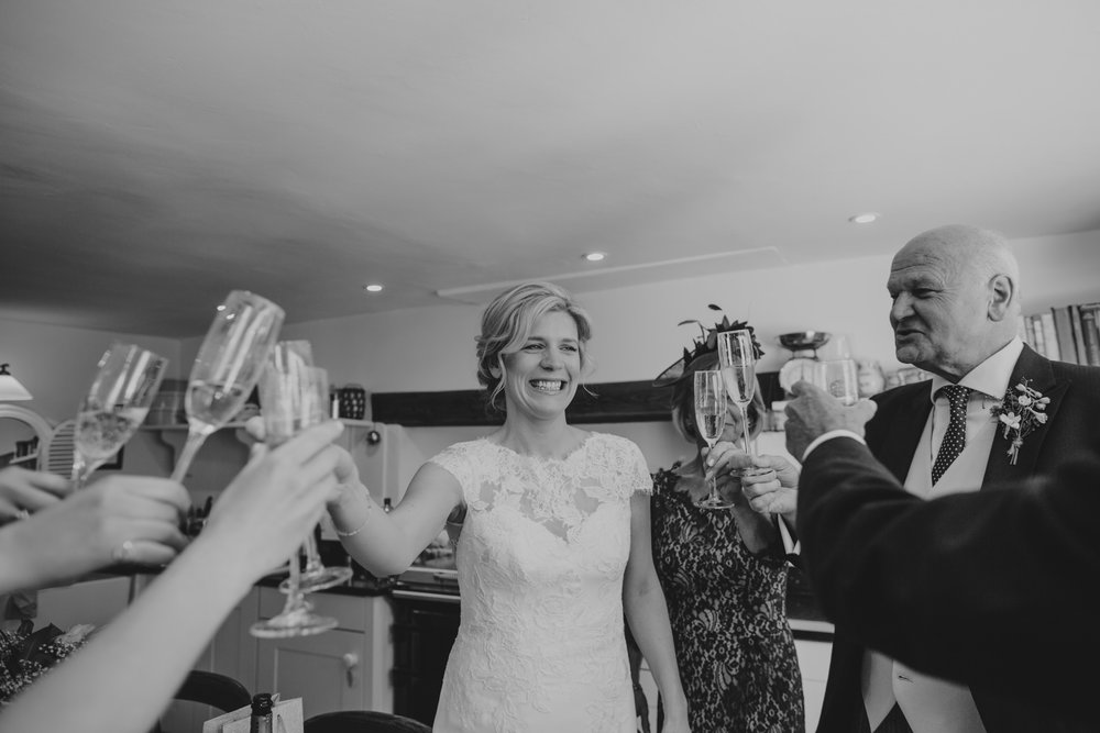 Devon Wedding Photographer Amy Sampson