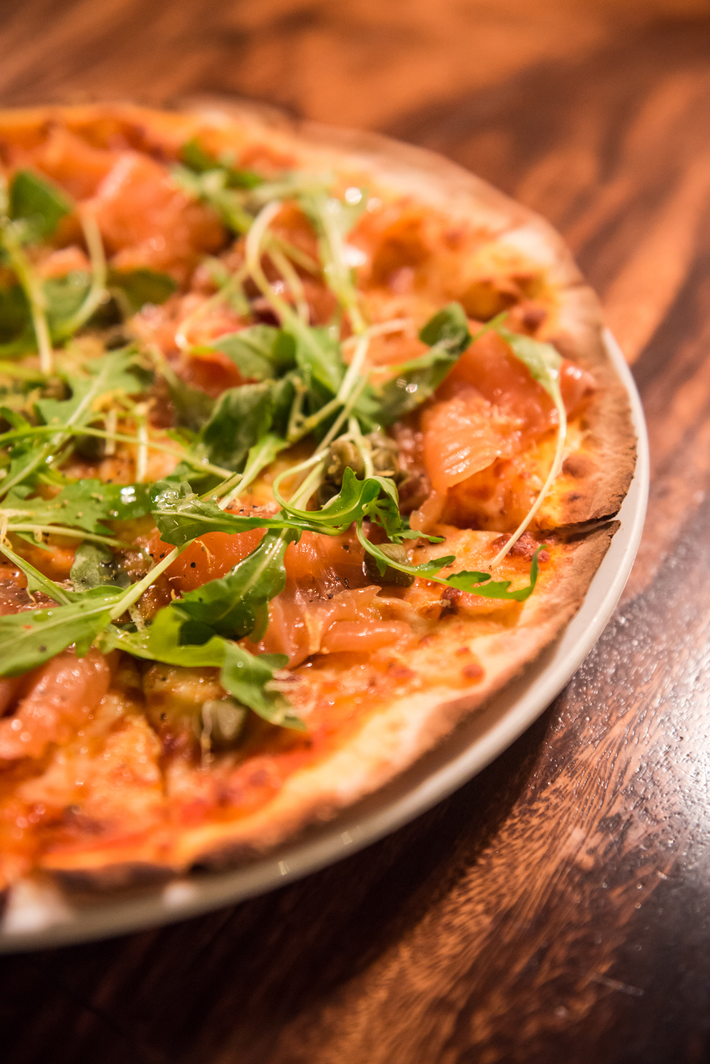 We offer a range of Pizzas!
