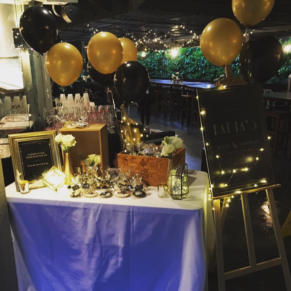 You wish to host a Themed Party at Tin Hill Social?