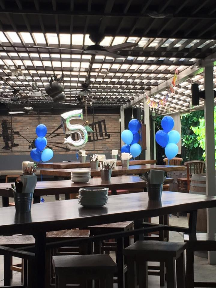 Kids Parties In The Courtyard