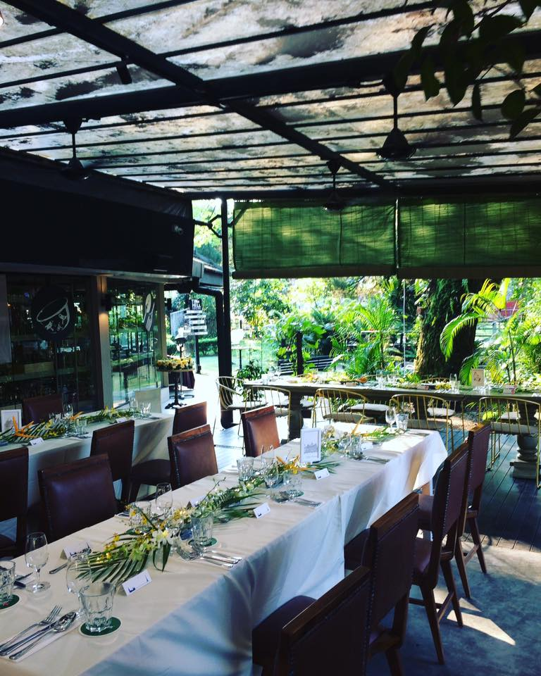 Wedding Lunch on The Verandah (max. 70 pax)