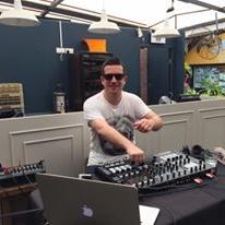 Our Resident DJ Shane O'Neill
