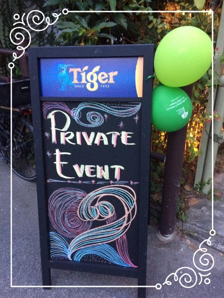 Private Events at Tin Hill Social