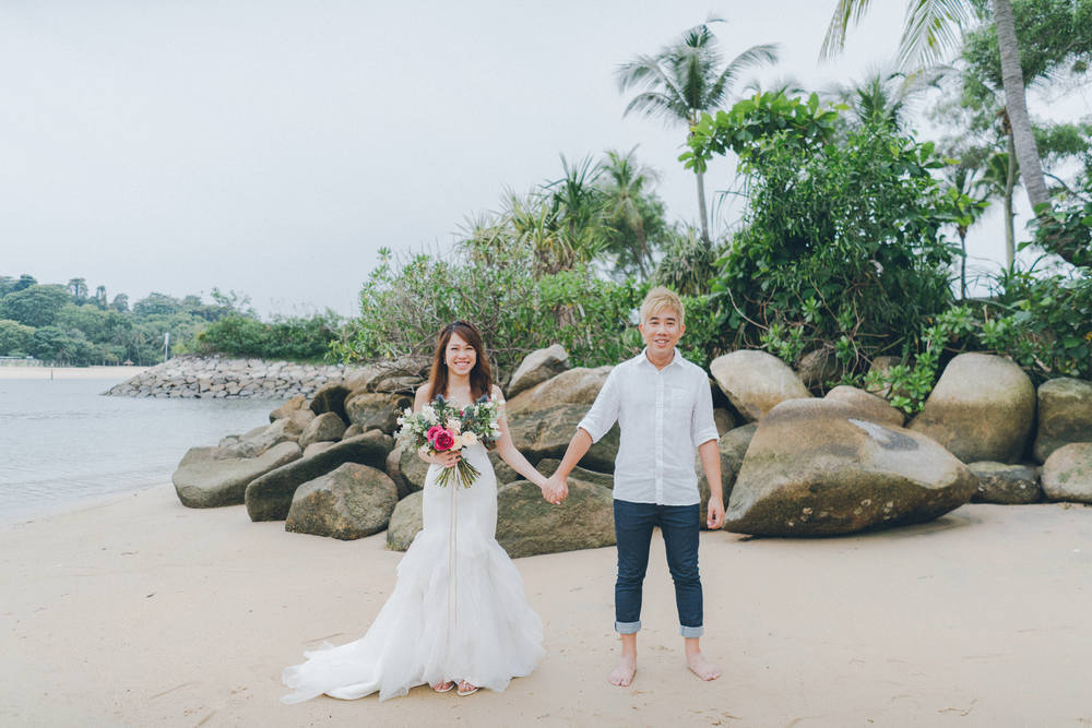 Gerald Koh and Zhi Xin Wedding